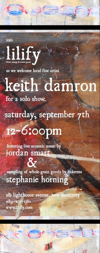keith damron show